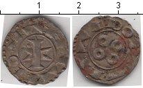 Изображение Монеты Франция 1 денье 0 Серебро  12-13 век. Мельгёй