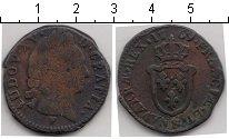 Изображение Монеты Франция 1 соль 1769 Медь  Людовик XV. &