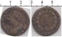Изображение Монеты Франция 12 денье 1793 Медь  Людовик XVI. A