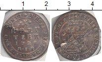 Изображение Монеты Гессен-Дармштадт 10 крейцеров 1728 Серебро  BIB