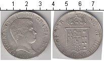 Изображение Монеты Италия 120 гран 1834 Серебро XF
