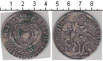 Изображение Монеты Лукка 1 скудо 1750 Серебро  Республика Лучча. Da