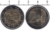 Изображение Мелочь Финляндия 2 евро 2005 Биметалл UNC-
