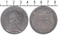 Изображение Монеты Германия Зальцбург 1 талер 1787 Серебро VF