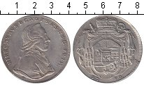 Изображение Монеты Зальцбург 1 талер 1790 Серебро XF Иероним фон Коллоред