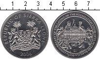 Изображение Мелочь Сьерра-Леоне 1 доллар 2006 Медно-никель UNC- 500-летие базилики С