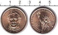 Изображение Мелочь США 1 доллар 2009 Медно-никель UNC-