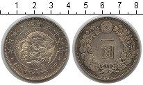 Изображение Монеты Япония 1 иена 1903 Серебро XF