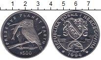Изображение Мелочь Босния и Герцеговина 500 динар 1994 Медно-никель UNC