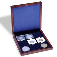 Изображение Аксессуары для монет Футляры для монет Дерево Футляр для монет HMETUI23 (308093) 0