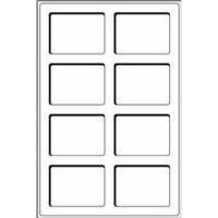 Изображение Аксессуары для монет Другие Пластиковый планшет на 8 ячеек двойной толщины (300028) 0