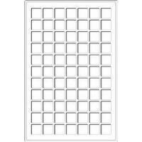 Изображение Аксессуары для монет Другие Пластиковый планшет на 77 ячеек (325424) 0