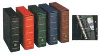 Изображение Аксессуары для монет Vario / Grande Папка VARIO GIGANT (с футляром) без листов 0   Папка формата Vario