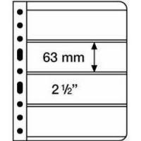Изображение Аксессуары для монет Vario / Grande Лист Vario 4C 0   Лист формата Vario п