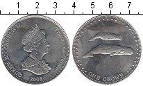 Изображение Мелочь Тристан-да-Кунья 1 крона 2008 Медно-никель UNC Елизавета II