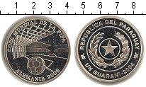 Изображение Монеты Парагвай 1 гуарани 2004  Proof-