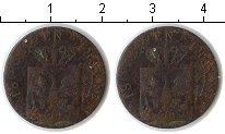 Изображение Монеты Пруссия 1 пфенниг 0 Медь