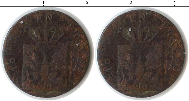 Картинка Монеты Пруссия 1 пфенниг Медь 0