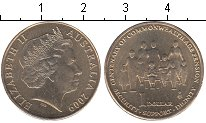 Изображение Мелочь Австралия 1 доллар 2009 Медно-никель UNC-
