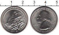 Изображение Мелочь США 1/4 доллара 2012 Медно-никель UNC-