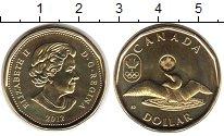 Изображение Мелочь Канада 1 доллар 2012 Медно-никель UNC- Елизавета II