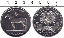 Изображение Мелочь Босния и Герцеговина 1 соверен 1996 Медно-никель UNC