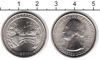 Изображение Мелочь США 1/4 доллара 2011 Медно-никель UNC
