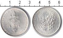 Изображение Монеты Ватикан 500 лир 1972 Серебро UNC- Пий XI.
