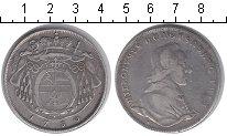 Изображение Монеты Германия Зальцбург 1 талер 1780 Серебро VF