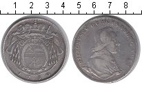 Изображение Монеты Зальцбург 1 талер 1780 Серебро VF Иероним фон Коллоред