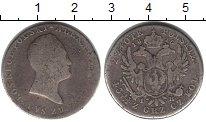 Изображение Монеты Польша 2 злотых 1816 Серебро  Александр I