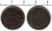 Изображение Монеты Брауншвайг-Вольфенбюттель 1 пфенниг 1816 Медь  FR