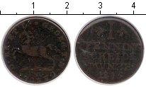 Изображение Монеты Брауншвайг-Вольфенбюттель 1 пфенниг 1815 Медь  FR