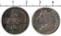 Изображение Монеты Великобритания 6 пенсов 1758 Серебро  Георг II. KM# 582.2