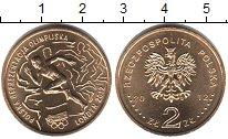 Изображение Мелочь Польша 2 злотых 2012 Медно-никель UNC- Олимпийские игры Лон