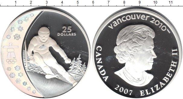 Канада, 25 долларов (2007 г