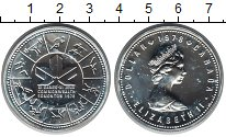 Изображение Монеты Канада 1 доллар 1978 Серебро UNC-