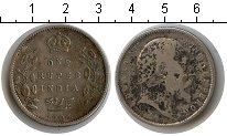 Индия 1 рупия 1903 Серебро