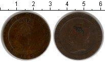 Изображение Монеты Либерия 1 цент 1862 Медь  KM# 3