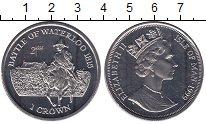 Изображение Мелочь Великобритания Остров Мэн 1 крона 1999 Медно-никель UNC