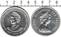 Изображение Монеты Тувалу 10 долларов 1980 Серебро UNC-