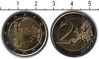 Изображение Мелочь Финляндия 2 евро 2012 Биметалл UNC-