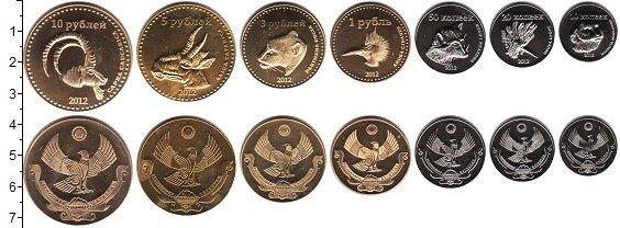 Изображение Наборы монет Россия Дагестан Россия 2012 2012  UNC-