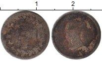 Изображение Монеты Великобритания 2 пенса 0 Серебро  Виктория