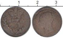 Изображение Монеты Великобритания 3 пенса 0 Серебро  Виктория
