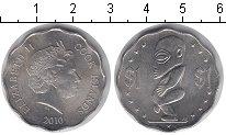 Изображение Мелочь Острова Кука 1 доллар 2010 Медно-никель UNC-