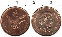 Изображение Мелочь Канада 1 доллар 2006 Медно-никель UNC Елизавета II
