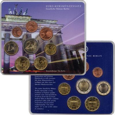 Изображение Подарочные наборы Германия Евронабор 2002 года 2002