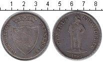 Изображение Монеты Берн 1 талер 1795 Серебро