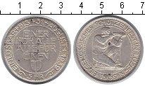 Изображение Монеты Швейцария 5 франков 1939 Серебро XF Стрелковый фестиваль